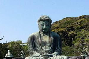 Buddha in Japan