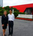 At China Executive Leadership Academy Pudong, Shanghai