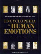 Encyclopedia of Human Emotions: