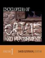Encyclopedia of Crime and Punishment: