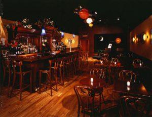 Celestial Bar at Castle Street Cafe