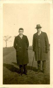 Bill McNeill April 1932