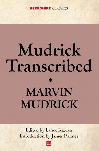 Mudrick Transcribed: Classes and Talks