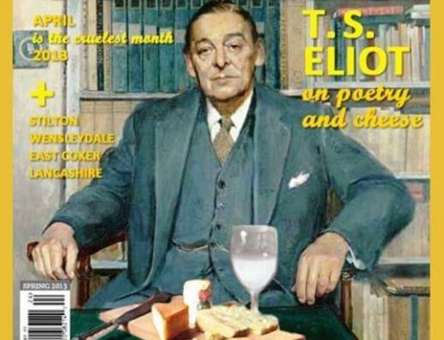 "T.S. Eliot ""Got Cheese"" Campaign Announced"