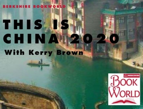 """This Is China"" – a conversation with Professor Kerry Brown"